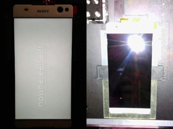 Sony Lavender Live Photos Leaked, Selfie Camera Details Revealed