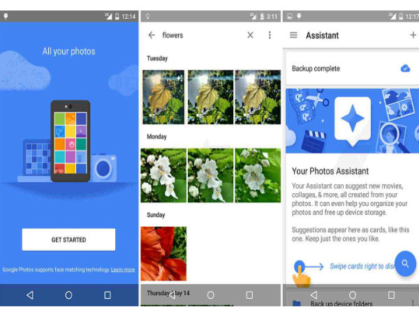Google's New Photo App Screenshots Leaked