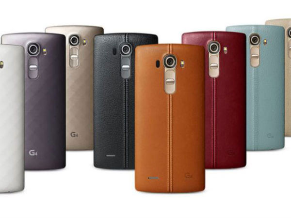 LG G4 Pre Orders To Begin On May 29