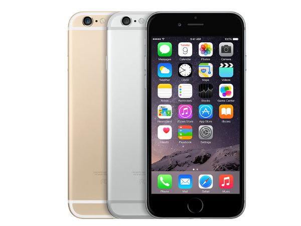 Apple iPhone 6 is Now Available in India at Rs 32,999