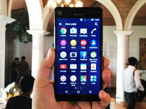 Sony Also Launched Xperia C4 Dual in India with 5MP Selfie Camera