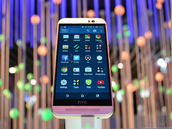 HTC One M9's Major Software Update Tipped To Bring Guest Mode And More