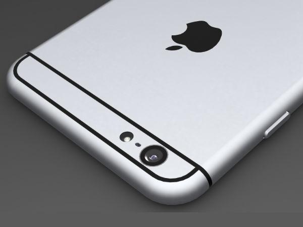 iPhone 6S To Employ 12MP RGBW Sony Sensor: Rumor