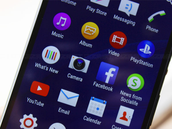 Sony Xperia C4 Dual First Look