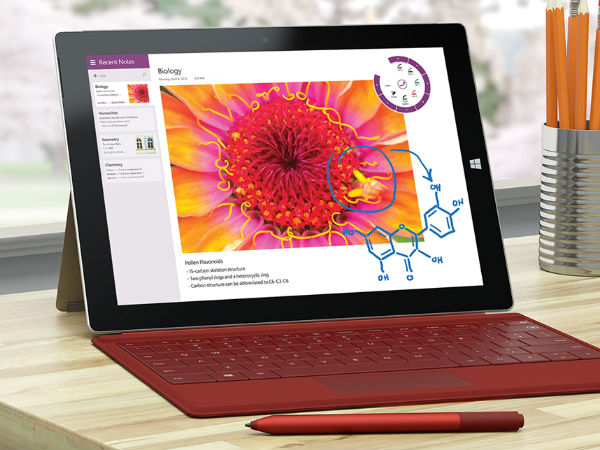 Microsoft Releases 4 New Surface 3 Tablet Videos