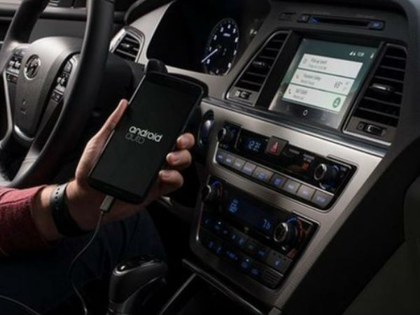 Hyundai is first to offer Android Auto system