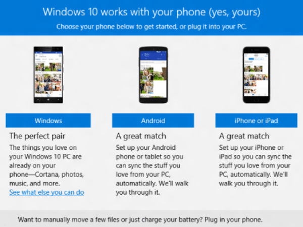 Microsoft Annouced Cortana For Android And iOS