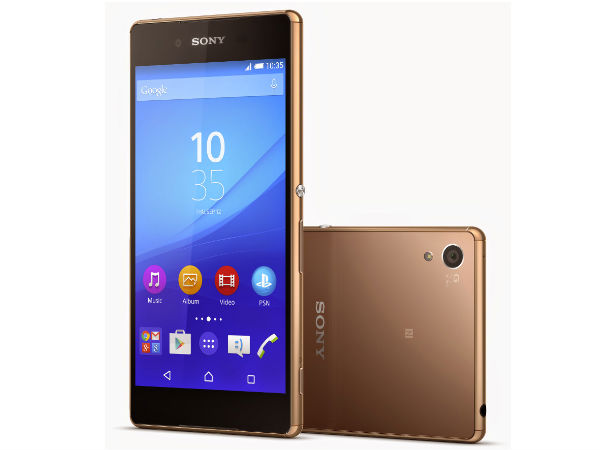 Sony Xperia Z3 plus Vs Samsung Galaxy Note 5