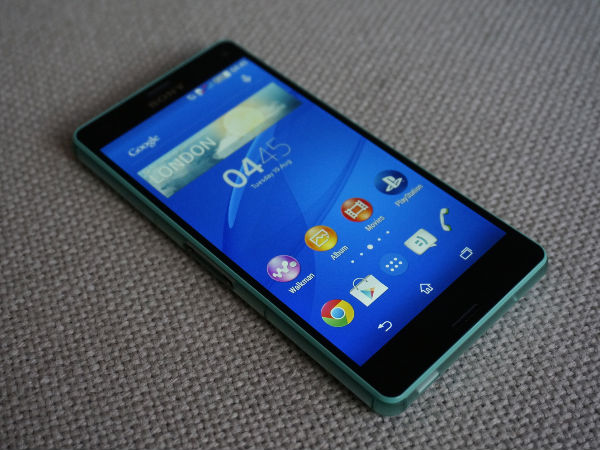 Sony Xperia Z3+ Pre order Start From Today