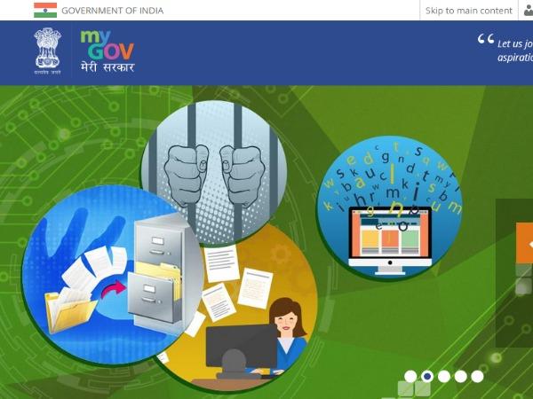 Prime Minister Narendra Modi's official Website gets New Look