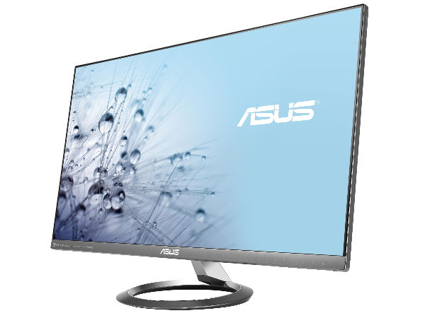 ASUS Announces Designo MX27AQ Monitor in India at a Price of Rs 45,000