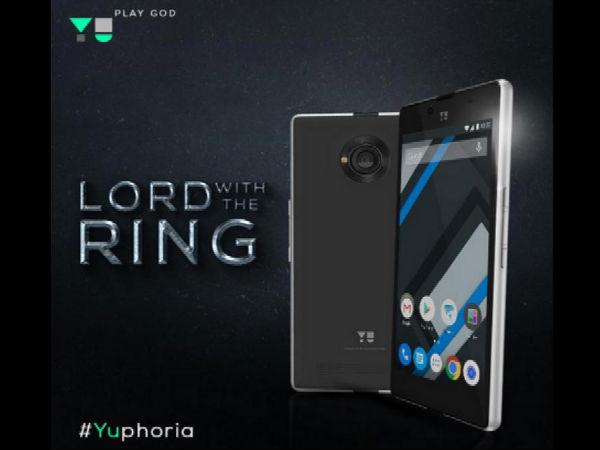 Yu Yuphoria to Go on First Flash Sale on Amazon India at 2PM Today
