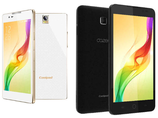 CoolPad Debuts Indian Market with the Launch of Dazen X7 and Dazen 1