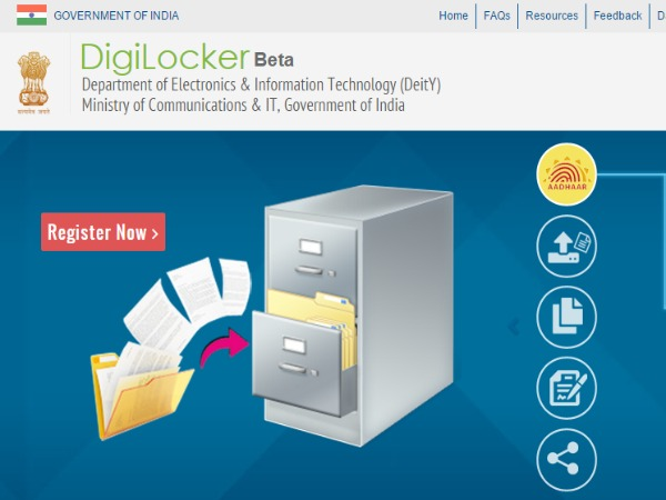 One lakh Digital Lockers opened in 100 days