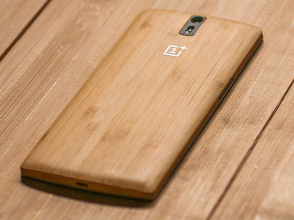 Bamboo StyleSwap Cover For OnePlus One Launched at Rs 1,499