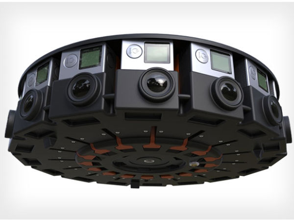 Google And GoPro Launches VR Video Camera 'Jump'