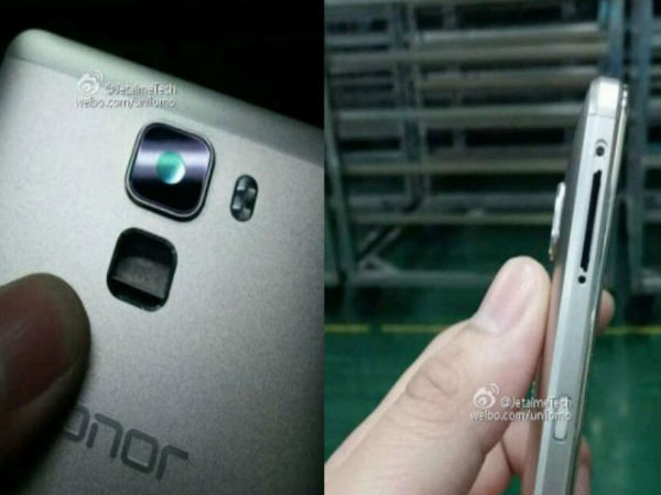 Huawei Honor 7 With Metal Body Might Get Launched In June