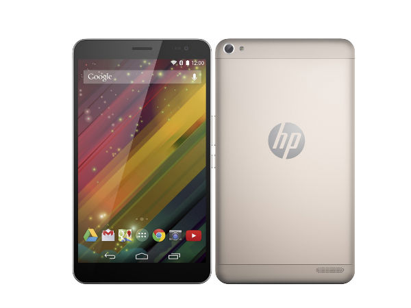 HP to Launch Slate 7 VoiceTab Ultra and Slate 8 Plus with 4G LTE
