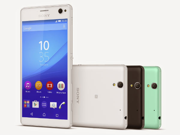 Sony Xperia C4: Buy At Price of Rs 23,500