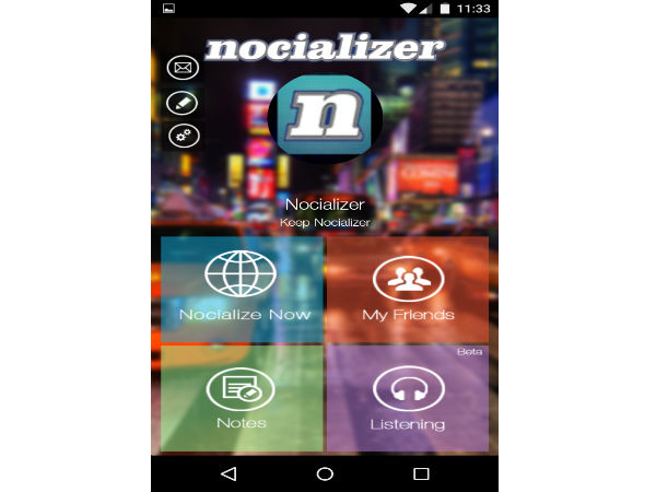 Nocializer: A New Social Utility App Launched for Android Users