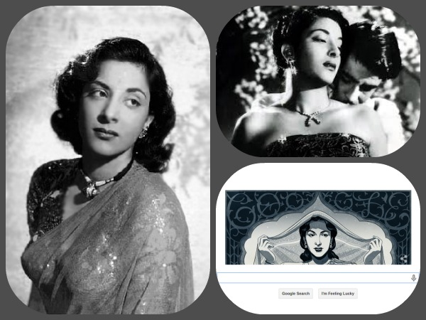 Google Doodle pays Tribute to Nargis on 86th birthday
