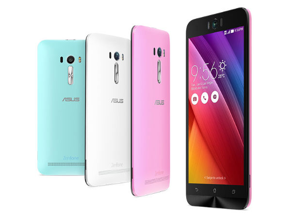 Asus Zenfone Selfie with 13MP Camera, Snapdragon 615 CPU Announced