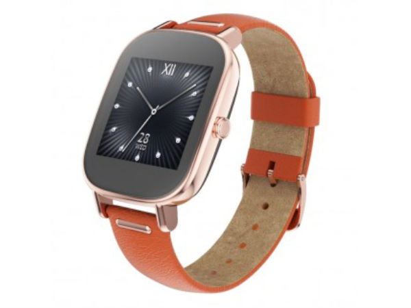 Asus Unveils ZenWatch 2 At Computex 2015: Comes In 2 Sizes