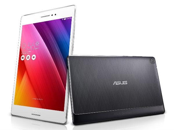 Computex 2015: Asus Unveils ASUS ZenPad 8.0 and ZenPad S 8.0 Tablets