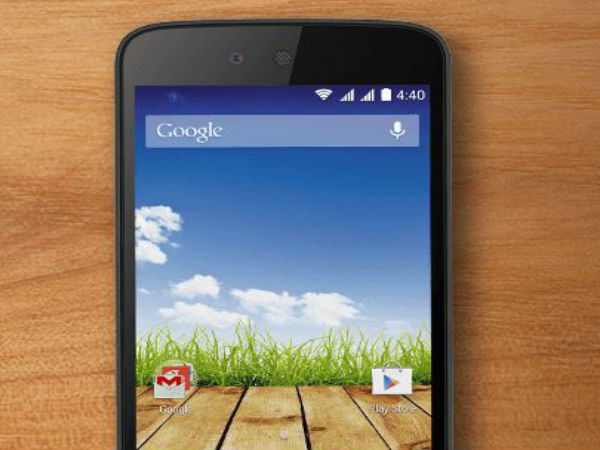 Micromax Canvas A1 Re-Launched with 8GB Internal Memory at Rs 6039