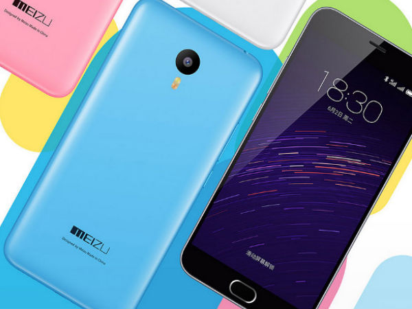 Meizu M2 Note is Now Official with 4G LTE Support