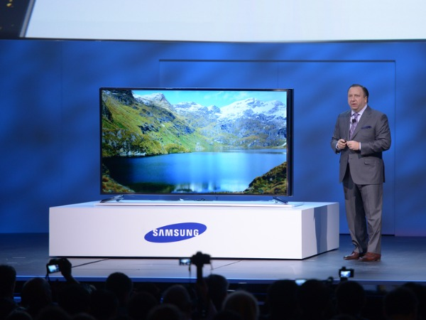 Samsung's Latest SUHD Curved TV Comes to India with Tizen OS