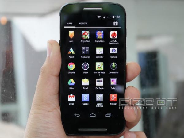 Moto E (1st Gen) Android 5.1 Lollipop Confirmed: OTA Roll-out Begins