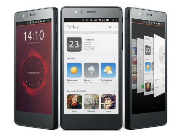 Cononical And BQ Unveils Aquaris E5 Ubuntu Edition Smartphone