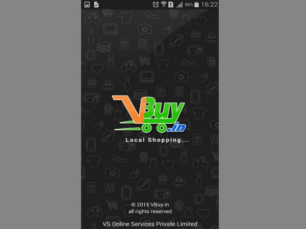 And now, an app for local Retailers