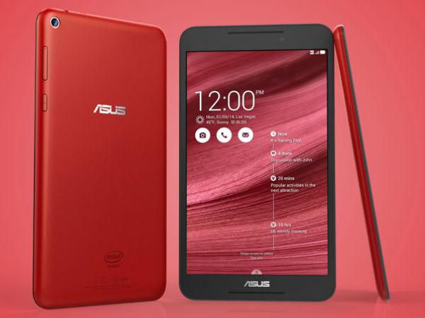 Asus Fonepad 8 Android 5.0 Lollipop Update Rolling Out Now