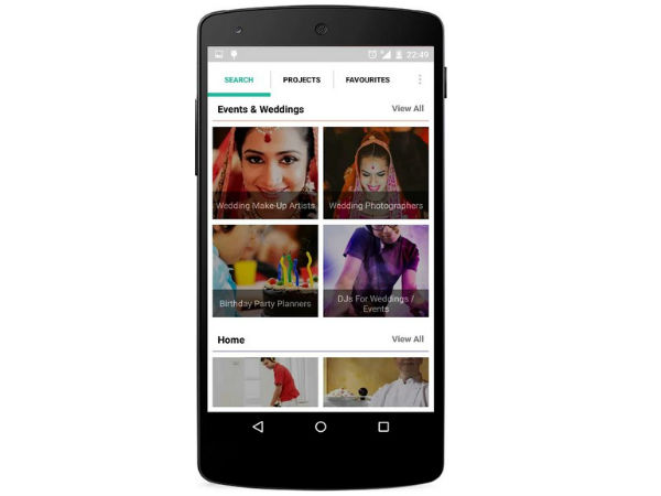 Local services marketplace UrbanClap Launched in Bengaluru