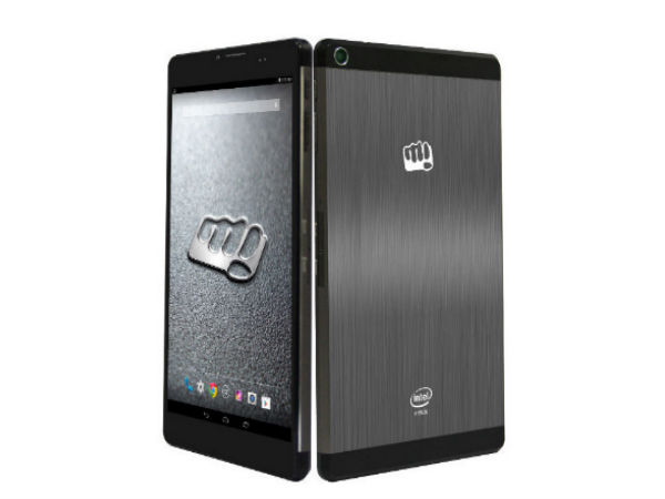 Micromax Canvas Tab P690 with Intel Atom Processor Launched