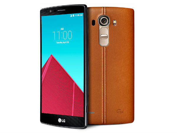 LG G4 with 5.5-inch Display,  Snapdragon 808 CPU is Now Available