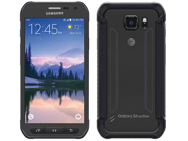Samsung Galaxy S6 Active Leaks Photo Makes Rounds On Twitter