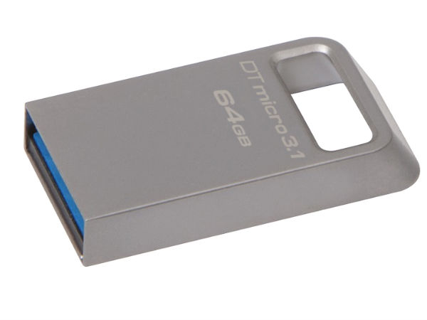 Computex 2015: Kingston Releases USB Type-C Flash Drive