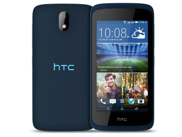 HTC Desire 326G Dual SIM: Yet Another Mid-Ranger at Rs 9,590
