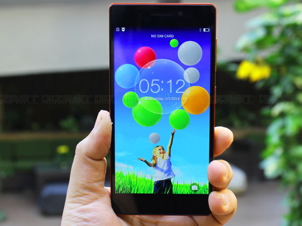 An Impressive Lenovo Smartphone Just Got Android 5.0 Lollipop Update