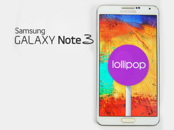 Install Android Lollipop Nightly Custom ROM on Samsung Galaxy Note 3