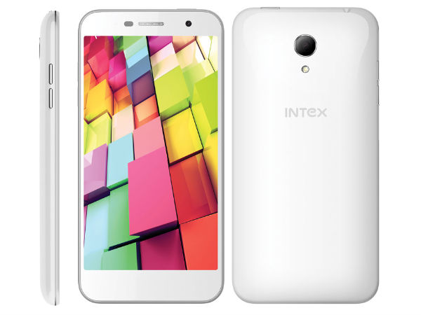Intex Spoils Micromax's Party with Aqua 4G+ Smartphone Launched