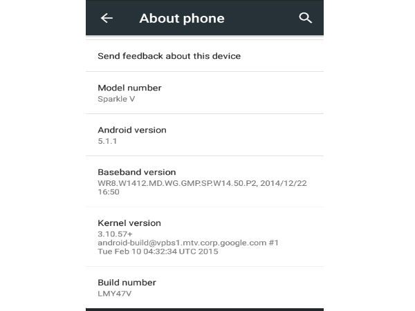 How To Install Android 5.1.1 Lollipop ROM On Android One Smartphones