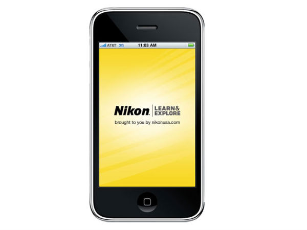 Nikon Reportedly Working With Cupertino Tech Giant On A Cool App