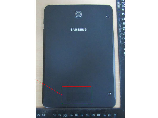 Samsung Galaxy Tab S2 8.0 Leaks: Apple iPad Air Rival is for Real!