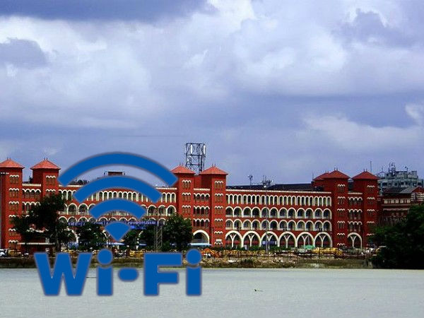 Howrah station gets Wi-Fi