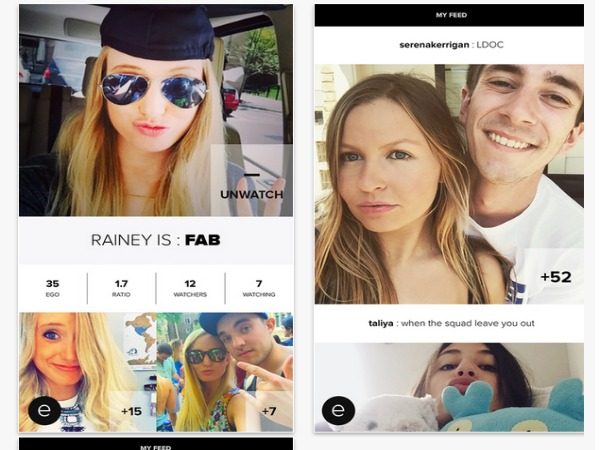 New selfie app to 'boost your ego'