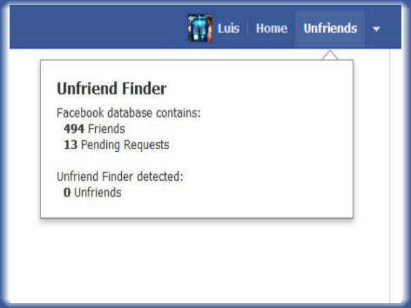 Facebook 'unfriend' App might steal your Data